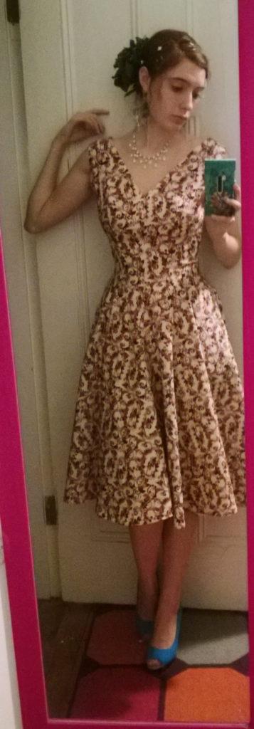 Dress edit