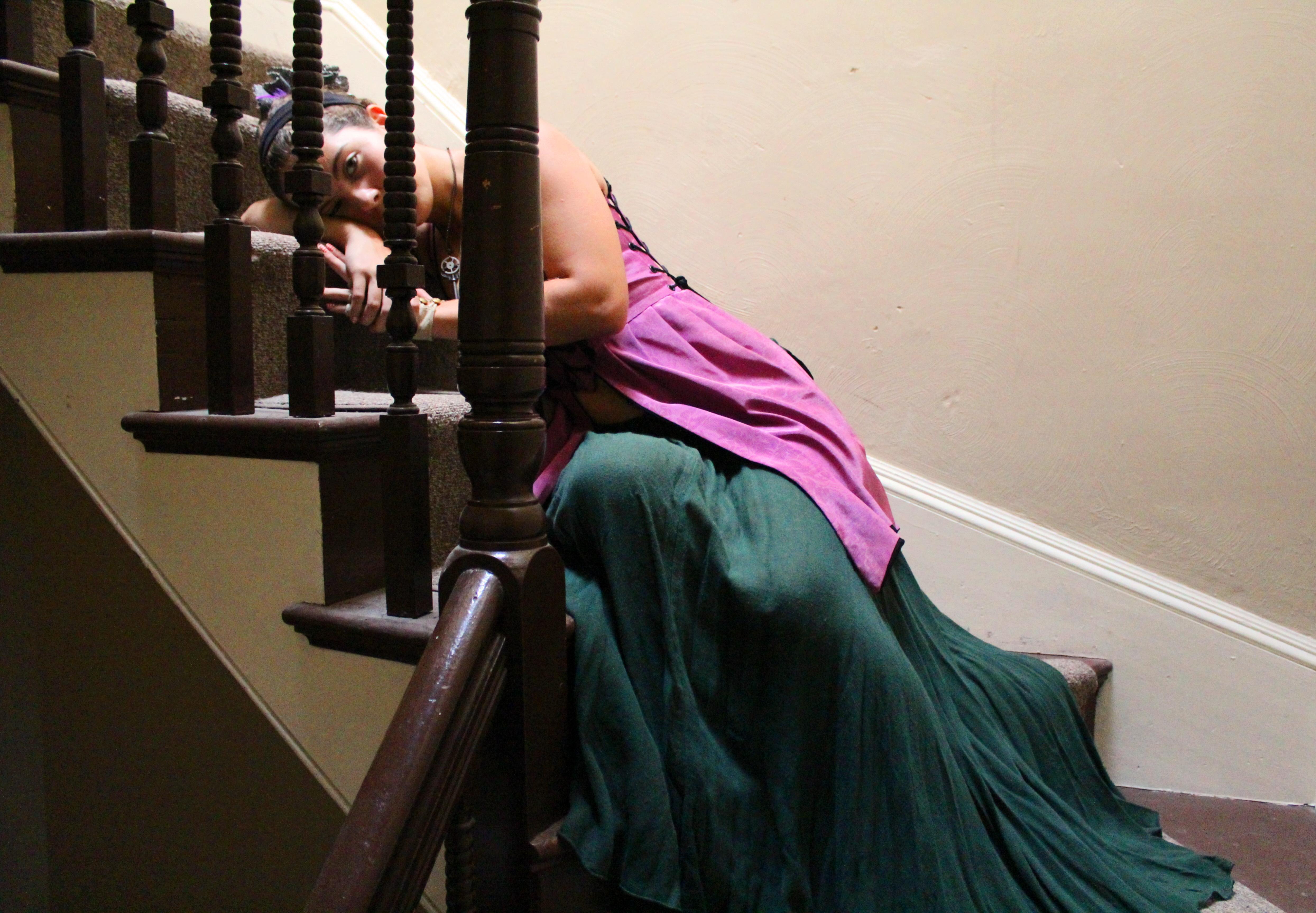 Jo Jo Stairs 3