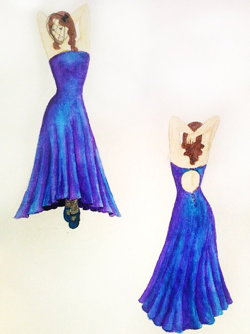 Avalon Fashion Design Dress